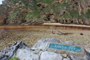 Bloukrans River Mouth