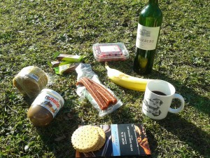 Christmas day Picnic