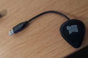 USB Guitar Hero Dongle