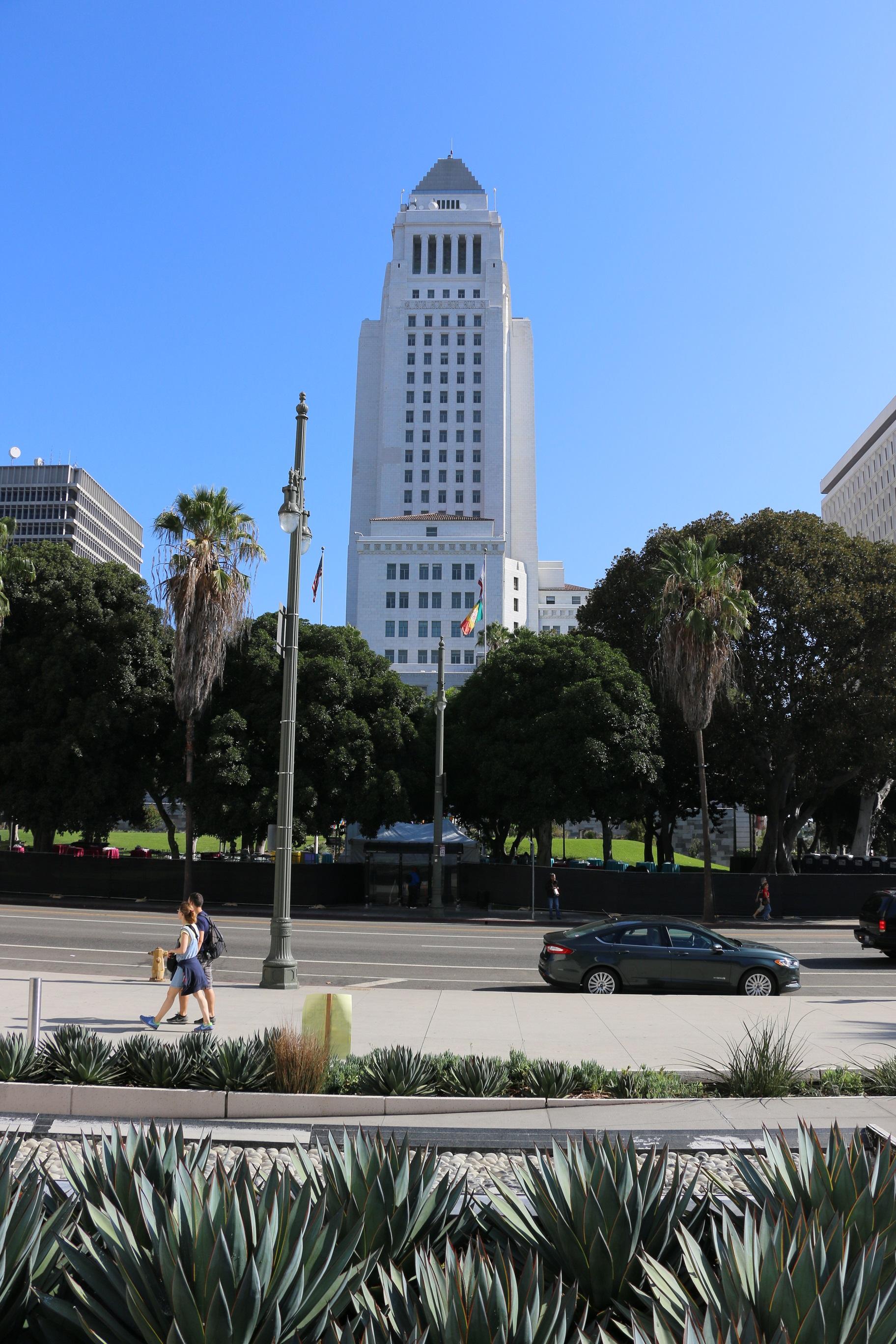 Dtla Downtown Los Angeles Fiddlings